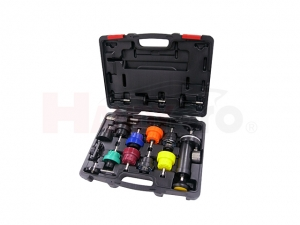 16PCS Radiator Pressure Tester Kit