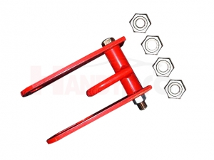 Lower Control Arm Bracket Puller