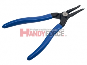 "7"" Straight Jaw External Insert Circlip Pliers"