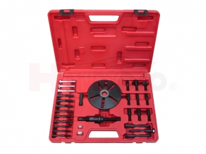 Master Harmonic Balancer Puller Replacer Set