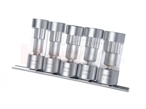 "5PCS 1/2"" DR. Oxygen Sensor Socket Set"