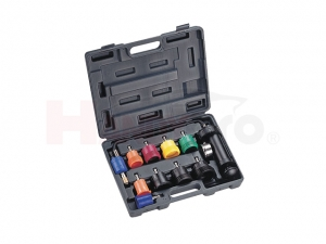 10PCS Radiator Cap Pressure Test Kit